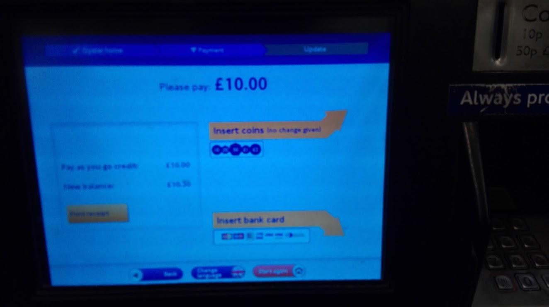 Ticket Machine Systems Myuxlab